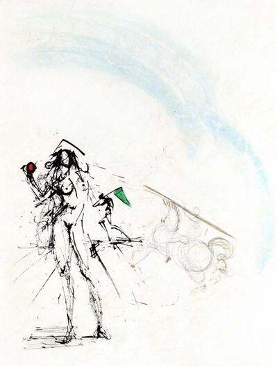 Salvador Dalí, 'Ronsard Suite: The Angler', 1968