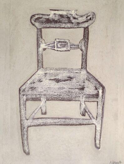 Angela A'Court, 'Studio chair', 2015