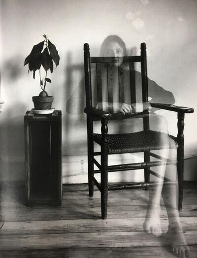 Susan Meiselas, 'Self-Portrait', 1971