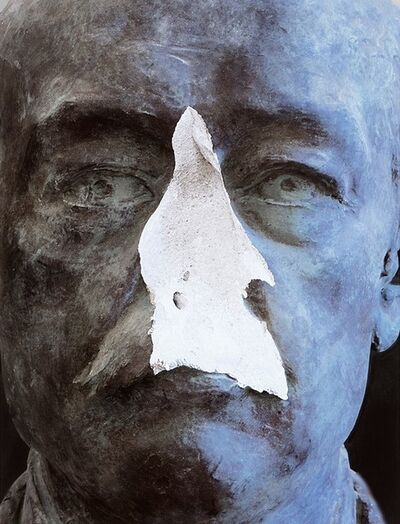 Mario Cresci, 'Mostra alla Pinacoteca Nazionale di Bologna', 2010
