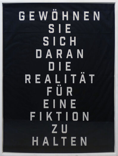 Peter Buechler, 'Reality/Fiction', 2020