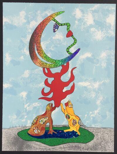 Niki de Saint Phalle, 'La Lune - Moon Goddess', 1997