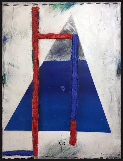 James Coignard, 'Equilibre Syncope', 1986