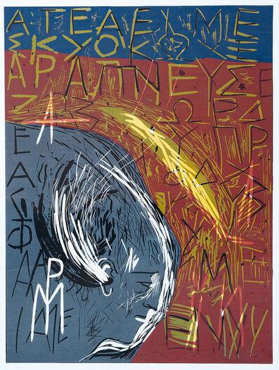 Mimmo Paladino, 'Olympia', 1988