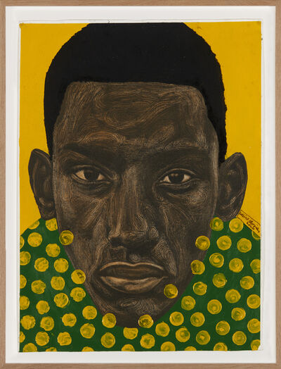 Collins Obijiaku, 'Untitled', 2020