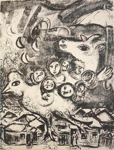 Marc Chagall, 'Le Cirque M. 495', 1967