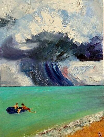 Alisa Orlova, 'Before the shtorm', 2015