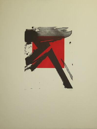 Luis Feito, 'Nuria 2', 200