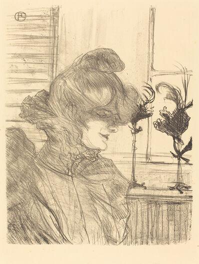 Henri de Toulouse-Lautrec, 'Mme. Le Marguoin, Milliner  (Mme. Le Marguoin, modiste)', 1900
