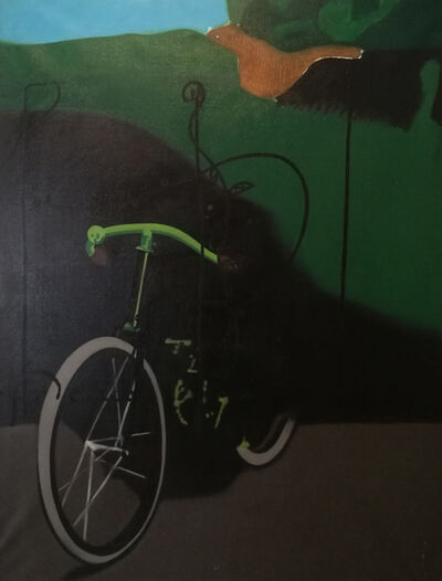 Eduardo Arroyo, 'Garcia Lorca', 1972