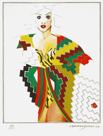 Allen Jones, 'Erotic arts', 1974