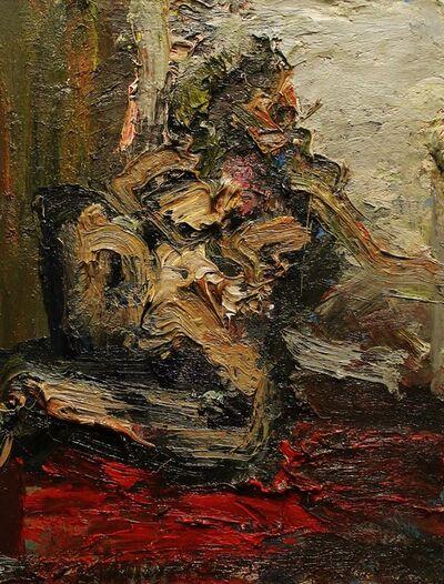 Richard Fitton, 'Natalie nude', 2017