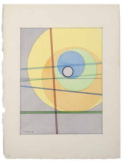 Luigi Veronesi, 'Untitled', 1991