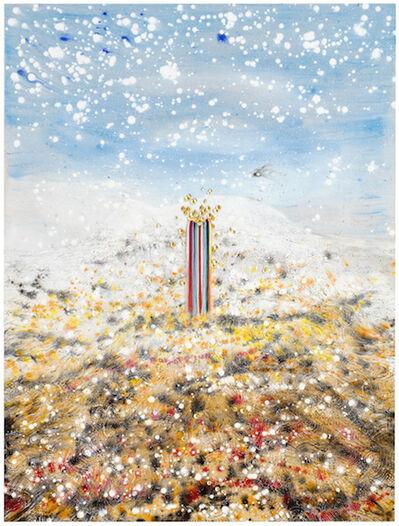 Outi Pieski, 'Pyhä tunturi Rástegáisa laillisena oikeushenkilönä I / Rástegáisa lágalaš riektesubjeaktan I /Sacred Mountain Rástegáisa as a Legal Person I', 2018