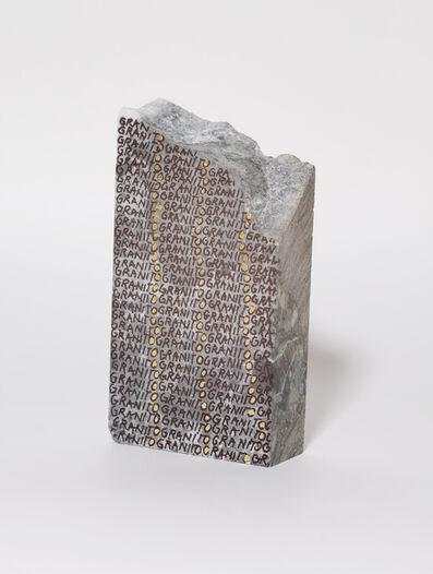 Greta Schödl, 'Granito [Granite]', 2020