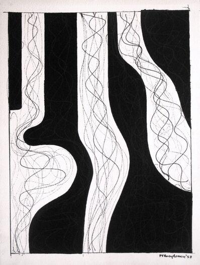 Paul van Hoeydonck, 'Composition', 1958