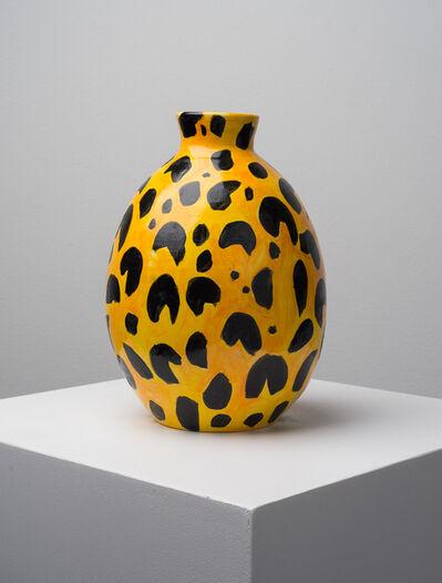 Anna Valdez, 'Leopard Vase V3', 2019