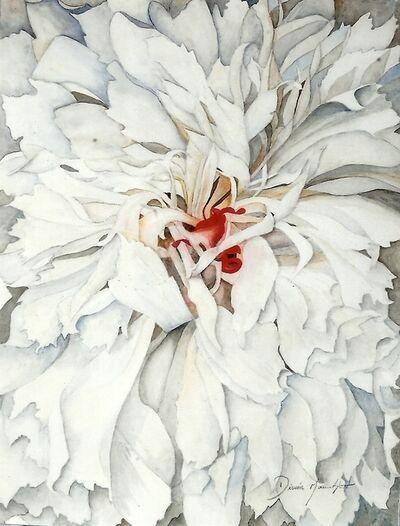 Dircea Mountfort, 'Peony Laconia Lacthiflora'