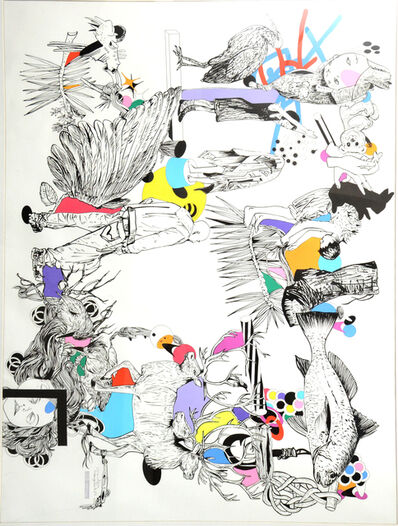 George Martin P. J., 'Untitled ', 2016