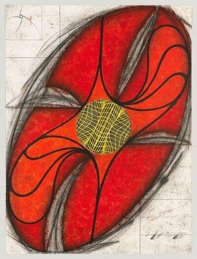 John Newman (b.1952), 'Fold Out', 1985