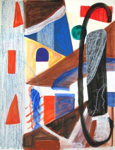Shirley Jaffe, 'Untitled #58'