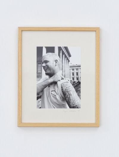 Dario Villalba, 'Documento Básico B/N', 1997