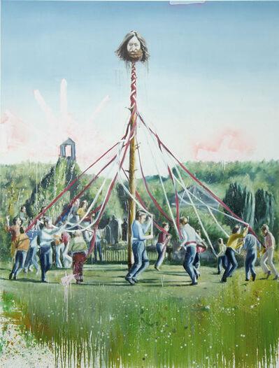 Till Gerhard, 'Der Spiralgott (Höheres Selbst)', 2006
