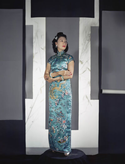 Horst P. Horst, 'Oei Huilan (the former Madame Wellington Koo)', 1943