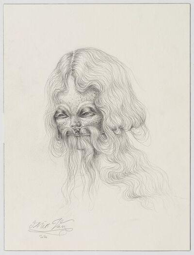 Miss Van, 'Jellyfish Head I', 2020