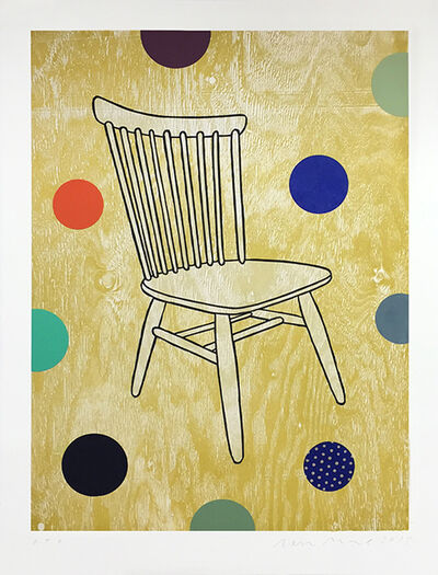 Dan Rizzie, 'Empty Chair', 2015