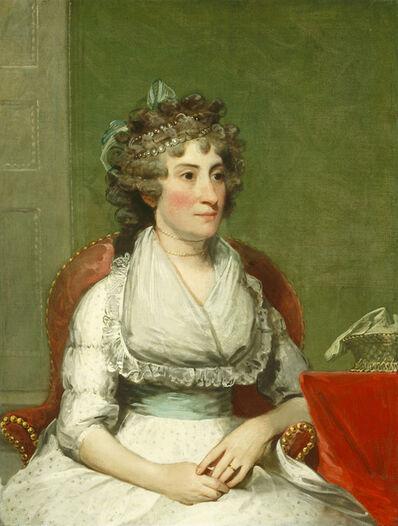 Gilbert Stuart, 'Catherine Yates Pollock (Mrs. George Pollock)', 1793/1794