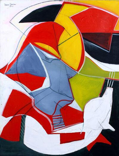 Irene Zevon, 'Abstraction 75', 1975