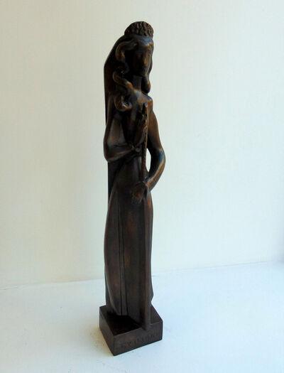 Joseph Csaky, 'Euterpe – Muse of Lyric Poetry [Eὐτέρπη] ', 1965