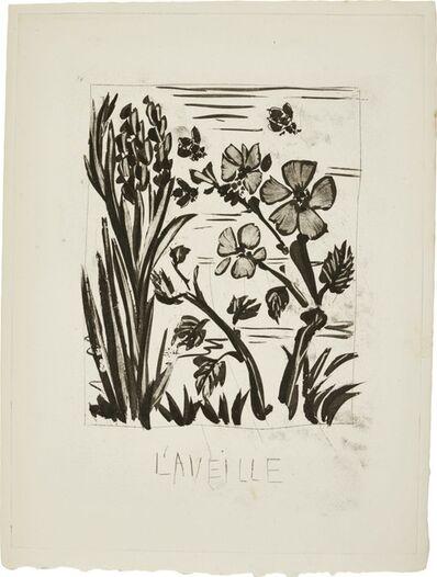 Pablo Picasso, 'L' aveille', 1936