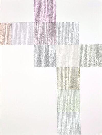 Ernesto Garcia Sanchez, 'Untitled drawing 4', 2020