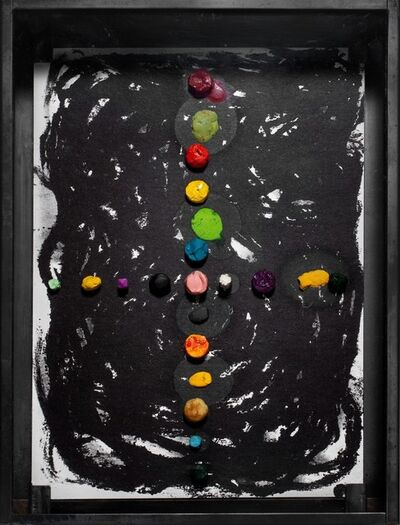 Jannis Kounellis, 'Untitled - Pastels', 2015