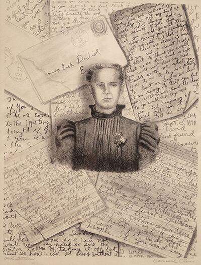 Carroll Cloar, 'Old Letters', 1940