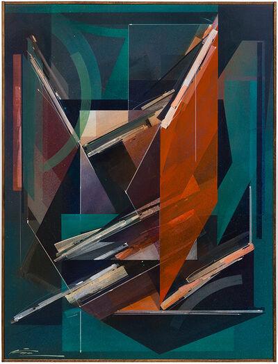 Augustine Kofie, 'Iso-heady', 2021