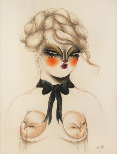 Miss Van, 'Tetas Mascaras', 2013