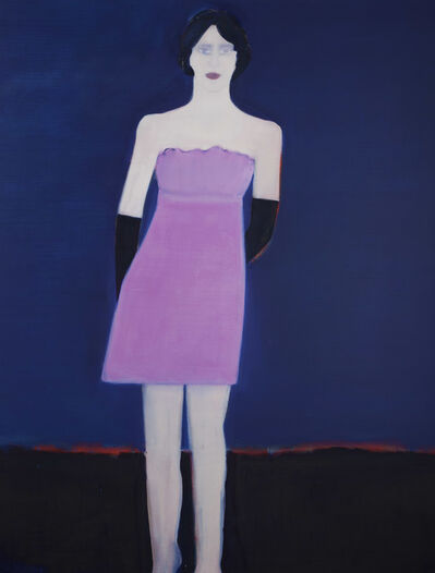 Tom Hammick, 'Violetta Alone', 2015
