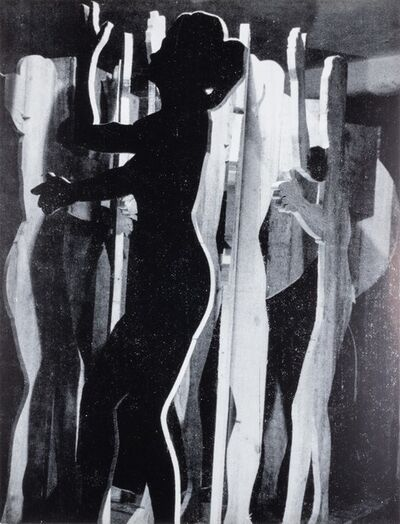 Mario Ceroli, 'Mario Ceroli', 1965