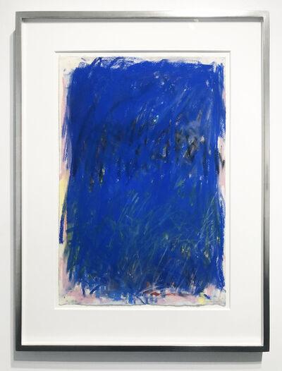Joan Mitchell, 'Untitled ', 1983
