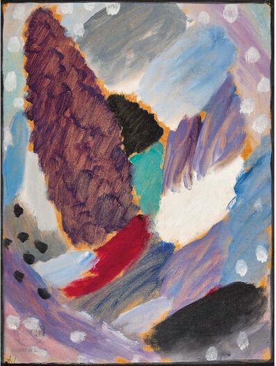 Alexej von Jawlensky, 'Variation: Schneeflocken', 1915