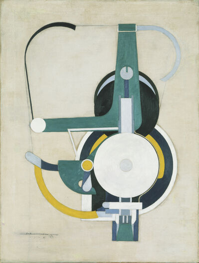 Morton Livingston Schamberg, 'Painting (Formerly Machine)', 1916