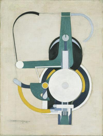 Morton Livingston Schamberg, 'Painting (Formerly Machine)', 1916