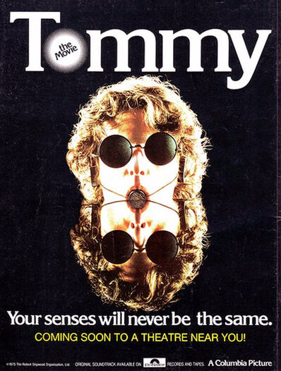 Mitchell Funk, 'Tommy: Movie Poster', 1974