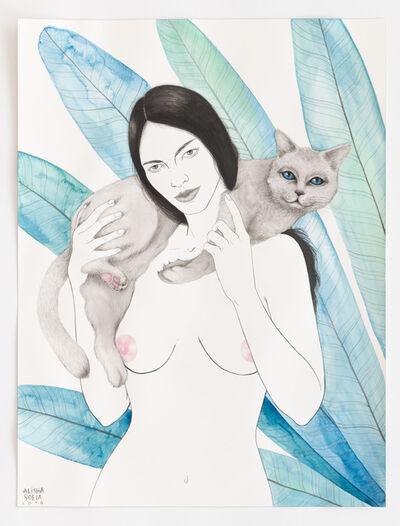 Alisha Sofia, 'Russian Blue', 2018