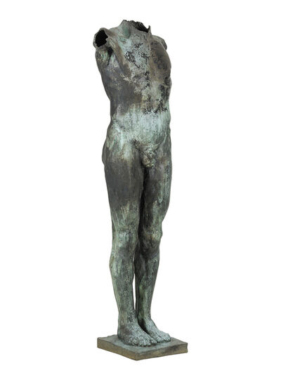 Gary Weisman, 'Untitled (Male figure)'