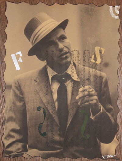 Fabrizio Trotta, 'Frank Sinatra', 2008