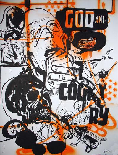 Vuk Vidor, 'Mash 31', 2009
